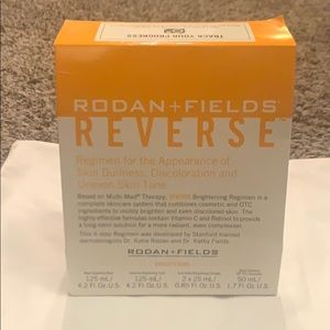 Rodan and fields Reverse Regimen